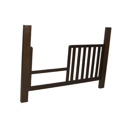 Kidz Decoeur Long Beach Daybed Conversion Kit Finish: Java