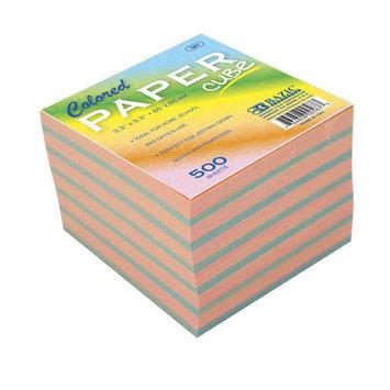 Bazic 587- 48 85mm x 85mm 500 Ct. Color Paper Cube
