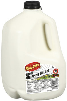 Darigold Heavy  Whipping Cream 1 Gal Jug
