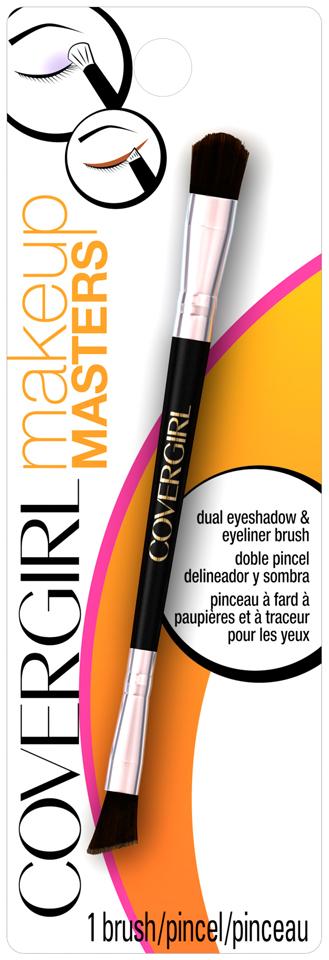 COVERGIRL Makeup Masters Eye Shadow & Eyeliner Brush