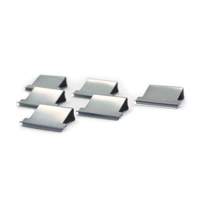Rapesco Stainless Steel Clips For Supaclip 60 - Pack 25
