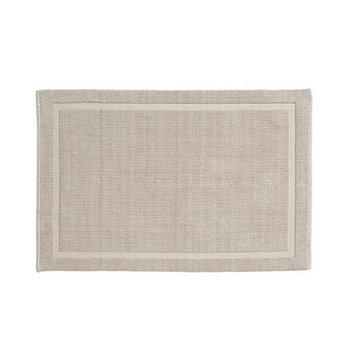 Grund America Lao Cotton Sand Area Rug Rug Size: 1'5
