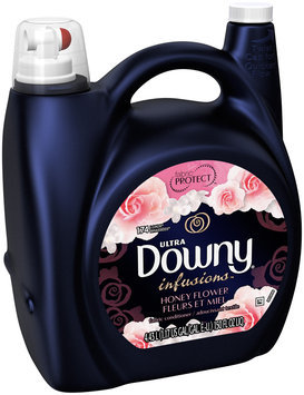 Infusions Ultra Downy Infusions Honey Flower Liquid Fabric Conditioner