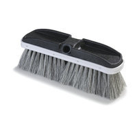 Carlisle 3646700 - Tampico Oblong Window Brush w/ No Handle, 10-in