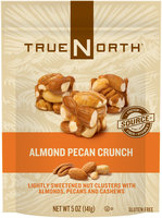 TrueNorth® Almond Pecan Crunch Nut Clusters
