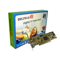 Digiwave DGP - 103G - Digital Satellite PCI TV Tuner Card