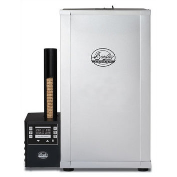 Bradley Smoker BTDS76P Bradley 4 Rack Digital Smoker