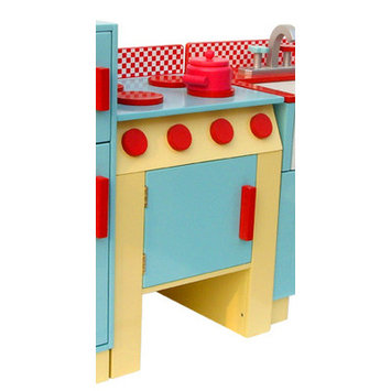 A+ Child Supply A+ Childsupply Country Kitchen - Stove
