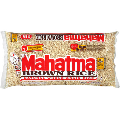 Mahatma® Brown Whole Grain Rice 16 oz. Bag