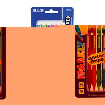 BAZIC Claris 0.7mm Mechanical Pencil (6/Pack)(Case of 144)