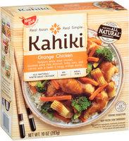 Kahiki® Orange Chicken Frozen Entree 10 oz. Box