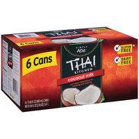 Thai Kitchen® Coconut Milk 6-13.66 Fl. Oz. Cans