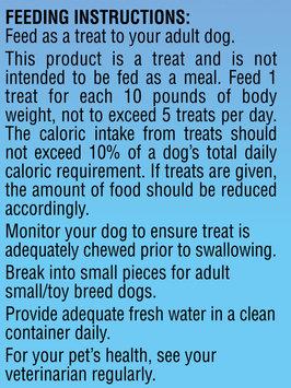 Purina T Bonz Ribeye Flavor Dog Snacks 4.5 oz. Pouch