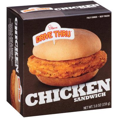 Pierre™ Drive Thru™ Chicken Sandwich