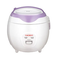 Cuckoo Electronics 6-Cup Electric Heating Rice Cooker