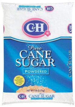 C&H Pure Cane Confectioners Powdered Sugar 7 Lb Bag