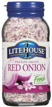 Litehouse Freeze Dried Red Onion 17.5 G Jar
