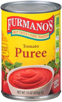 Furmano's® Tomato Puree 15 oz. Can