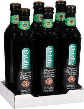 Ortalli Casa Maranello Organic Balsamic Vinegar of Modena 16.9 fl. oz. Bottle