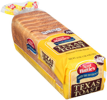 Aunt Hattie's® Texas Toast Bread 20 oz. Loaf