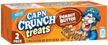 Cap'n Crunch® Treats Peanut Butter Cereal Bars 2 ct Box