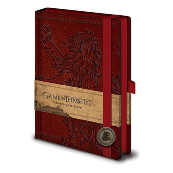 Ace Framing Game of Thrones Lannister Premium A5 Journal