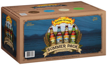 Sierra Nevada Summer Pack Seasonal Sampler Beer