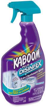 Kaboom™ Plus Disinfex Fresh Scent 3-in-1 Bathroom Spray 30 fl. oz. Trigger Spray