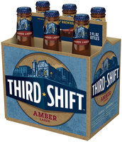 Third Shift™ Amber Lager 6-12 fl. oz. Bottle