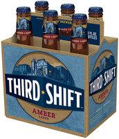Third Shift™ Amber Lager 6-12 fl. oz. Bottle