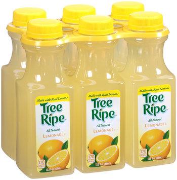 Tree Ripe® All Natural Lemonade 6-13.5 fl. oz. Bottles