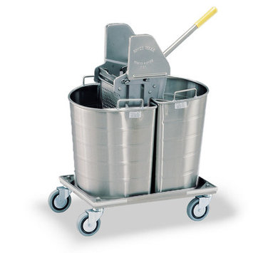 Royce Rolls Tapered Double Tank Mopping Unit Tank Capacity: 8 gal