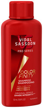 ColorFinity Vidal Sassoon ColorFinity Shampoo 1.69 Fl Oz