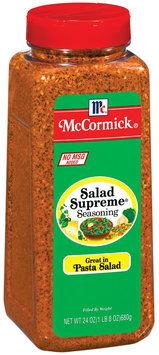 McCormick Salad Supreme Seasoning 24 Oz Shaker