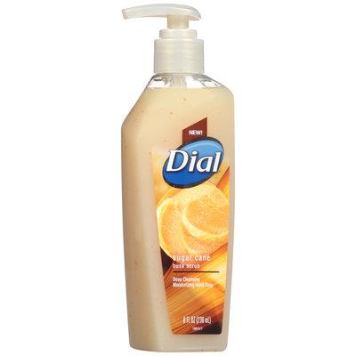 Dial® Sugar Cane Husk Scrub Hand Soap 8 fl. oz. Pump