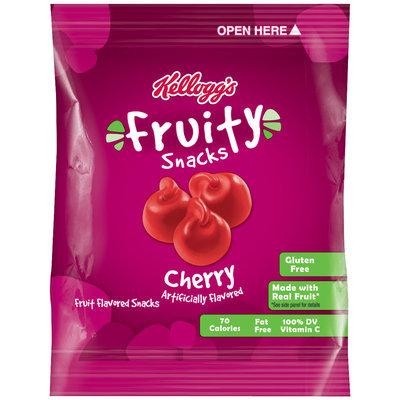 Kellogg's® Cherry Fruity Snacks 0.8 oz. Pouch
