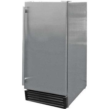 Calflame 3.25 Cu. Ft. Built-In Outdoor Refrigerator