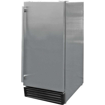 Calflame 3.25 Cu. Ft. Built-In Outdoor Refrigerator
