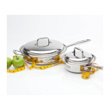 4 Piece Cookware Set