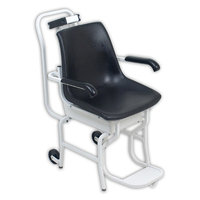 Detecto Digital Chair Scale with Lift Away Arms and Footrests