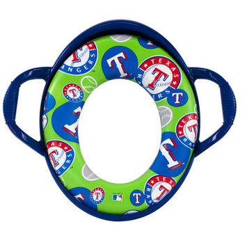Kolcraft MLB Potty Ring MLB Team: Texas Rangers