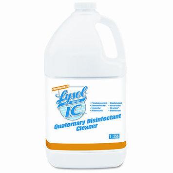 RECKITT BENCKISER 74983EA Quaternary Disinfectant Cleaner, 1 gal. Bottle