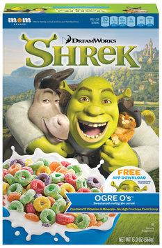 DreamWorks Shrek Ogre O's™ Cereal 13 oz. Box