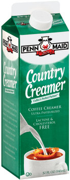 Penn Maid Coffee Creamer  Country Creamer 32 Oz Carton
