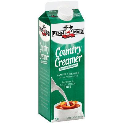 Penn Maid Coffee Creamer  Country Creamer 32 Oz Carton