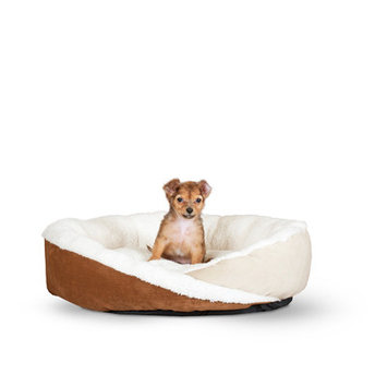 K & H Huggy Nest Small Pet Bed - 19