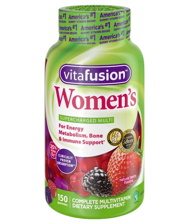vitafusion™ Women's Multivitamin Gummy