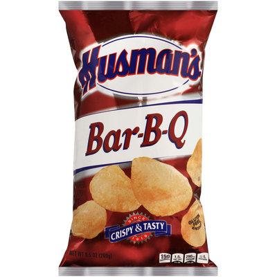 Husman's® Bar-B-Q Potato Chips 9.5 oz. Bag