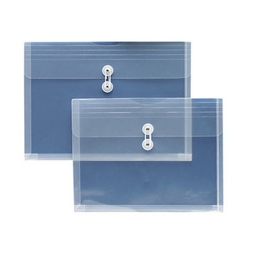 Sparco Classification Folders String A Long Poly Hide Envelope, Side