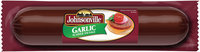 Johnsonville Garlic Summer Sausage 20oz chub  (101453)